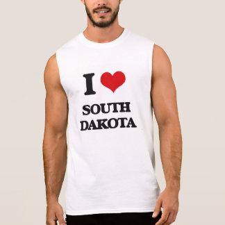 I love South Dakota Sleeveless Tees