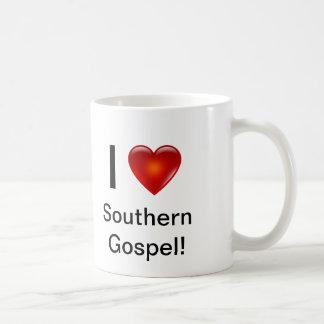 """I Love Southern Gospel"" Classic Mug"