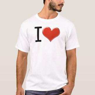 I Love souvenir T-Shirt