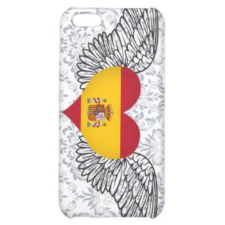 I Love Spain -wings iPhone 5C Case