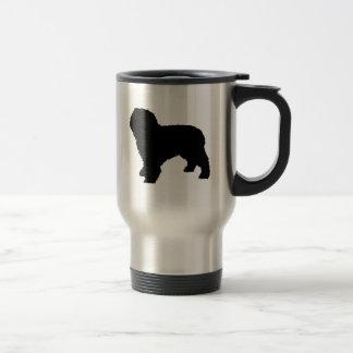 I Love Spanish Water Dogs Travel Mug