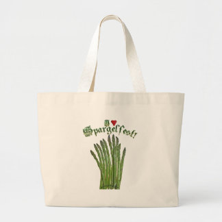I Love Spargelfest! Bags