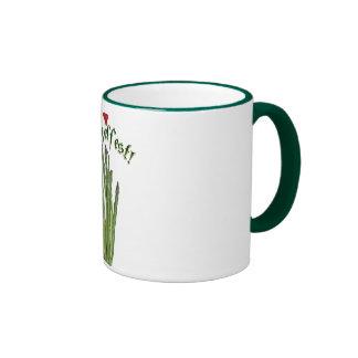 I Love Spargelfest! Coffee Mug
