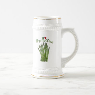 I Love Spargelfest! Coffee Mugs
