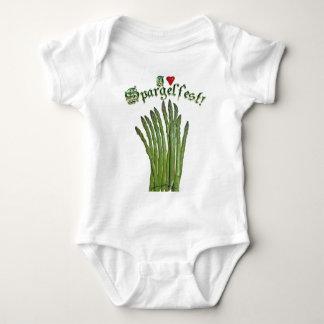 I Love Spargelfest! Shirts