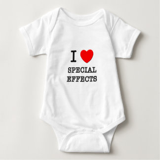 I love Special Effects Baby Bodysuit