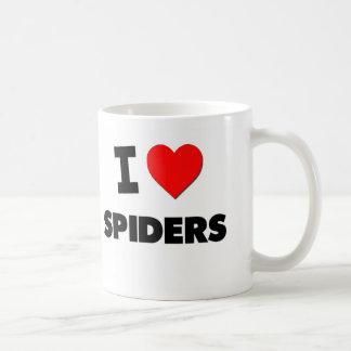 I love Spiders Mugs