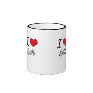 I love Spills Ringer Mug