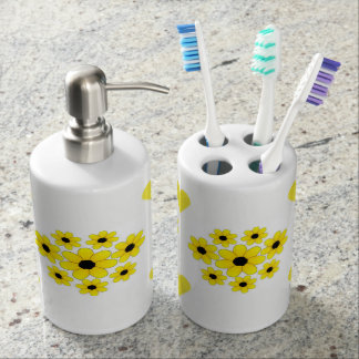 I LOVE SPRING GIFT COLLECTION TOOTHBRUSH HOLDERS