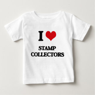I love Stamp Collectors Shirts