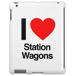 i love station wagons