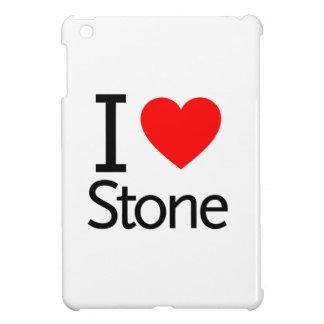 I Love Stone Cover For The iPad Mini