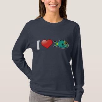 I Love Stoplight Parrotfish T-Shirt