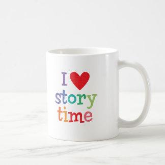 I Love Storytime T-Shirts & Gifts Mug