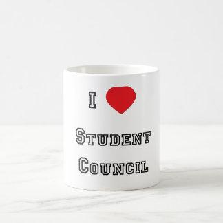 I Love Student Council Mug