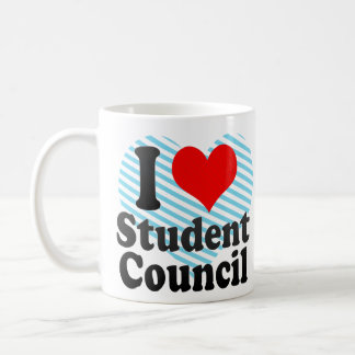I love Student Council Mugs