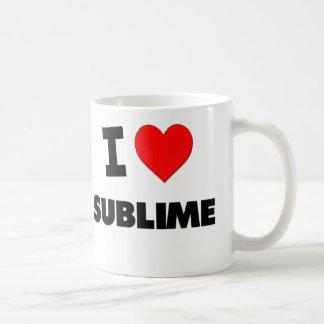 I love Sublime Coffee Mug