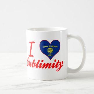 I Love Sublimity, Oregon Mugs