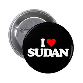 I LOVE SUDAN BUTTON