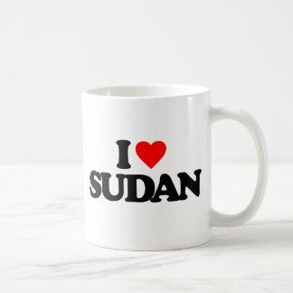 I LOVE SUDAN MUG