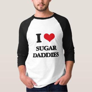 I love Sugar Daddies Tee Shirts