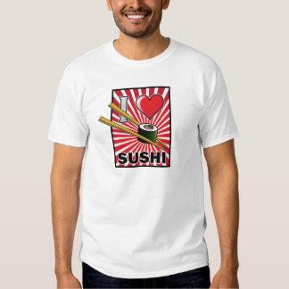 I Love Sushi! T Shirt