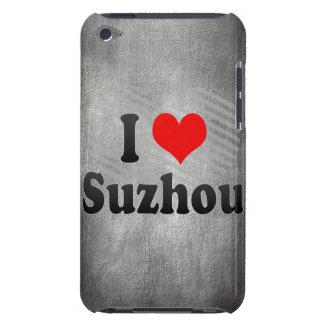 I Love Suzhou, China Barely There iPod Case