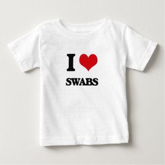 I love Swabs Tshirts