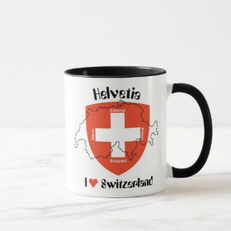 I love Switzerland cup