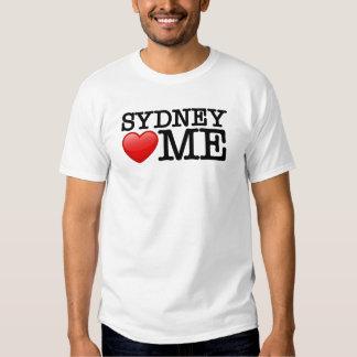 I love Sydney, I heart Sydney Tshirt