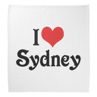 I Love Sydney Kerchief