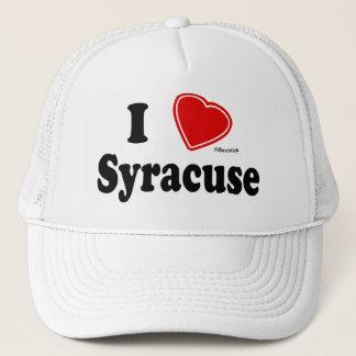 I Love Syracuse Trucker Hat