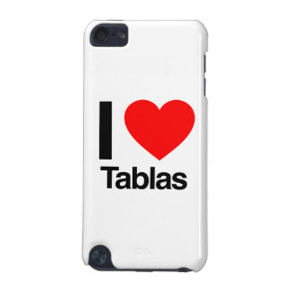 i love tablas iPod touch 5G cases