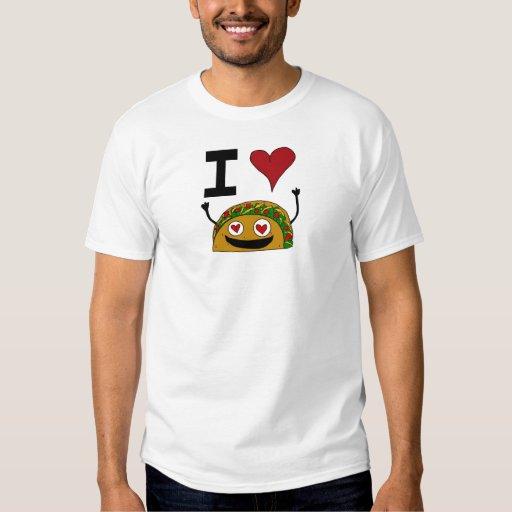 I Love Taco Classic T-Shirt
