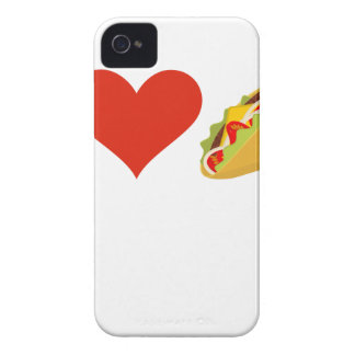I Love Tacos For Taco Lovers Case-Mate iPhone 4 Case