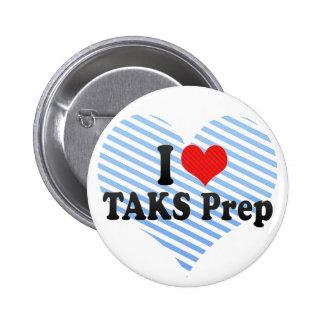 I Love TAKS Prep Buttons