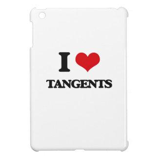 I love Tangents iPad Mini Cover