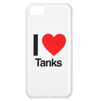 i love tanks iPhone 5C case