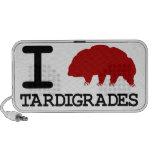 I Love Tardigrades Mini Speaker