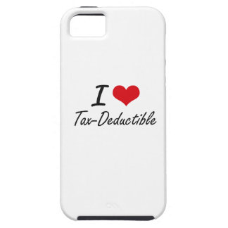 I love Tax-Deductible Case For The iPhone 5