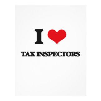I love Tax Inspectors Flyers