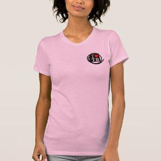I LOVE TB Ladies Twofer Sheer (3 Color)
