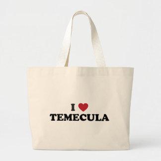 I Love Temecula California Bags
