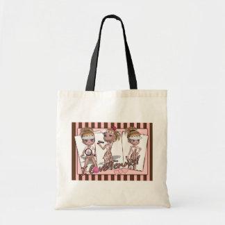 I Love Tennis Bag - Cute Tennis Bag