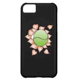I Love Tennis Case For iPhone 5C