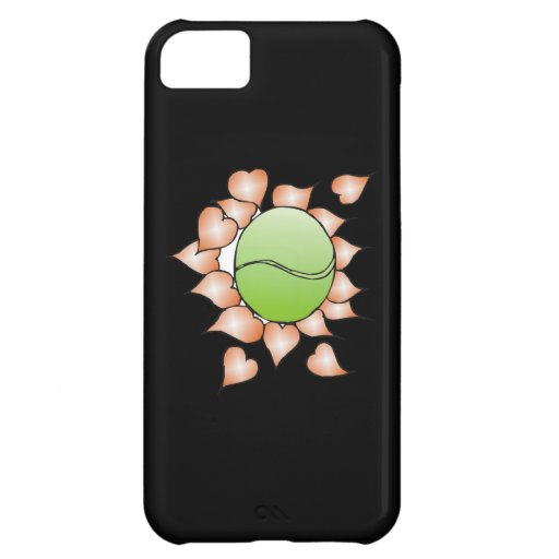 I Love Tennis Case For iPhone 5C