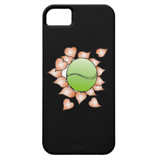 I Love Tennis Case For The iPhone 5