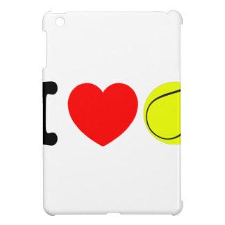 I Love Tennis Cover For The iPad Mini