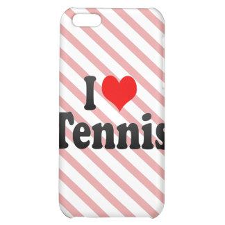 I love Tennis iPhone 5C Case