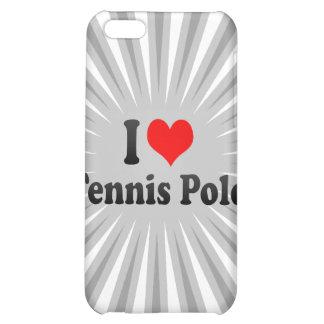 I love Tennis Polo iPhone 5C Case